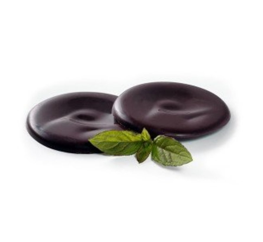 dunkle Schokolade Mint Thins