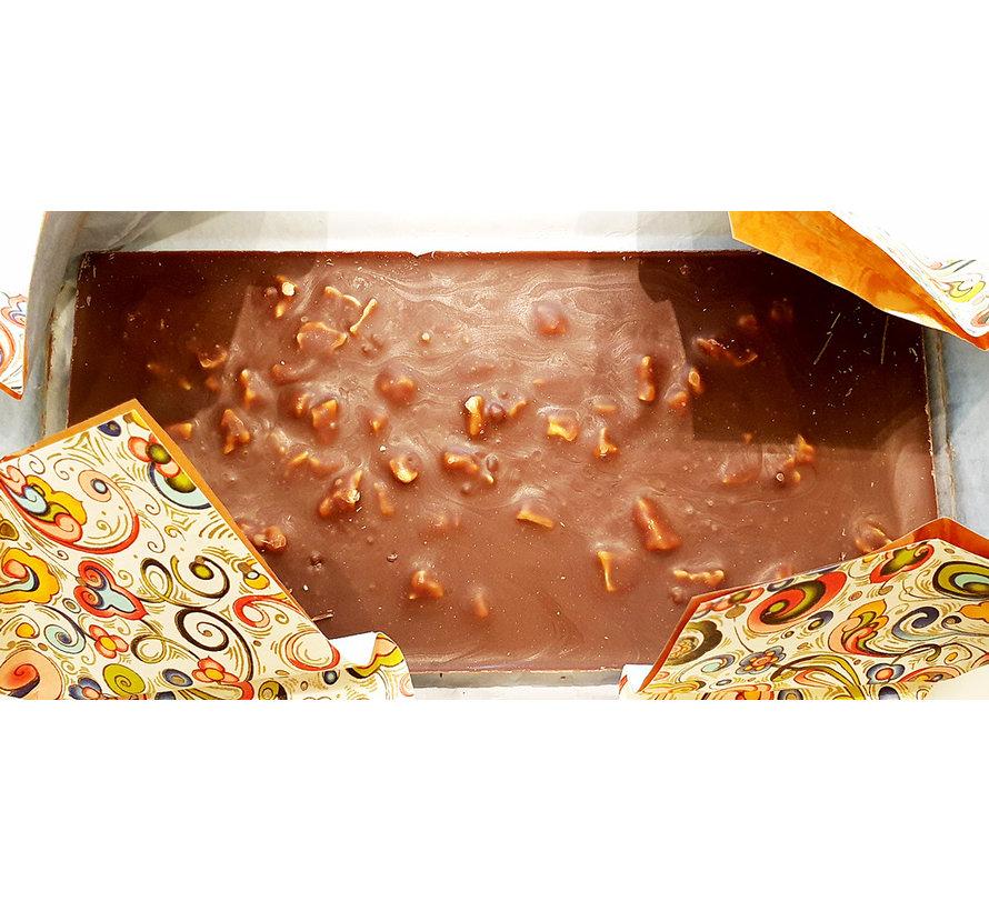 Milchschokolade Pop-Rocks & Pasionfruit