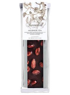 Summerbird Dunkle Bio-Schokolade 71% Valencia