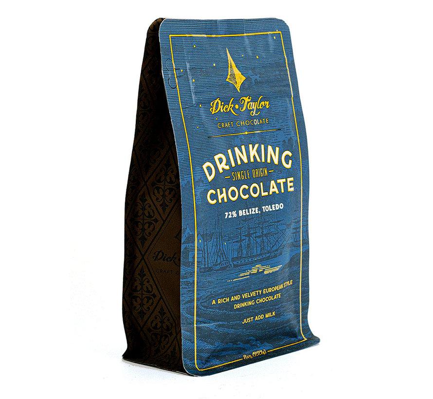 Bio-Trinkschokolade 72% Belize
