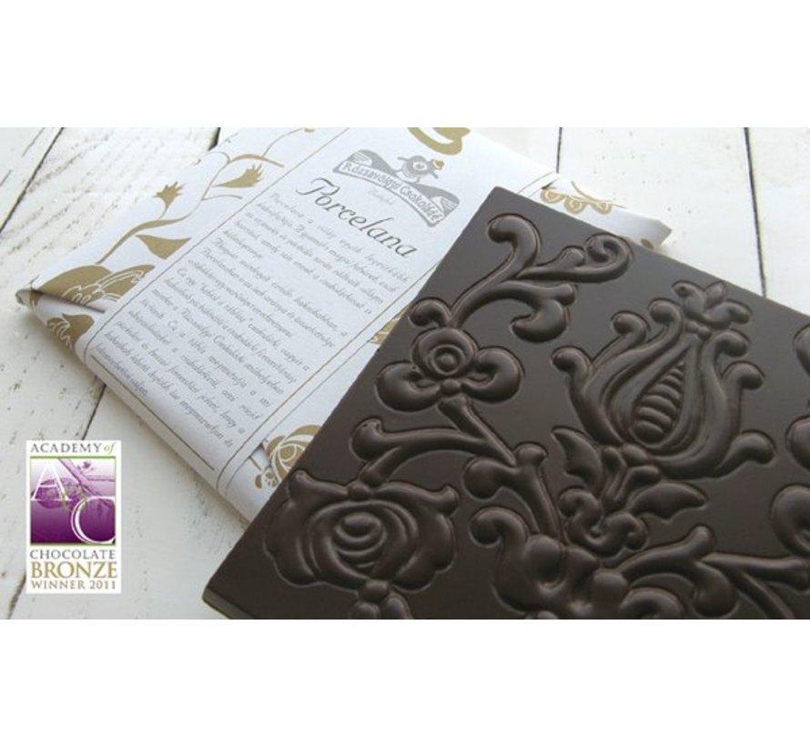 Dunkle Schokolade Porcelana 71%