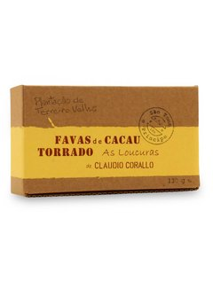 Claudio Corallo Favas de Cacau - Geröstete Kakaobohnen