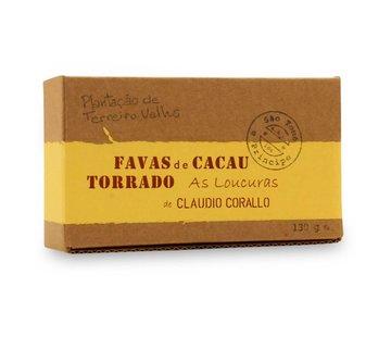 Claudio Corallo Geröstete Kakaobohnen Favas de Cacau