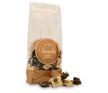 Venchi Dunkle Schokolade 75% Cubotti Cuor di Cacao