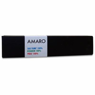 AMARO Dunkle Schokolade 100% Kakaoanteil Tasting Box