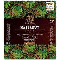 Chocolate Tree Hazelnut Gianduja - Haselnussnougat