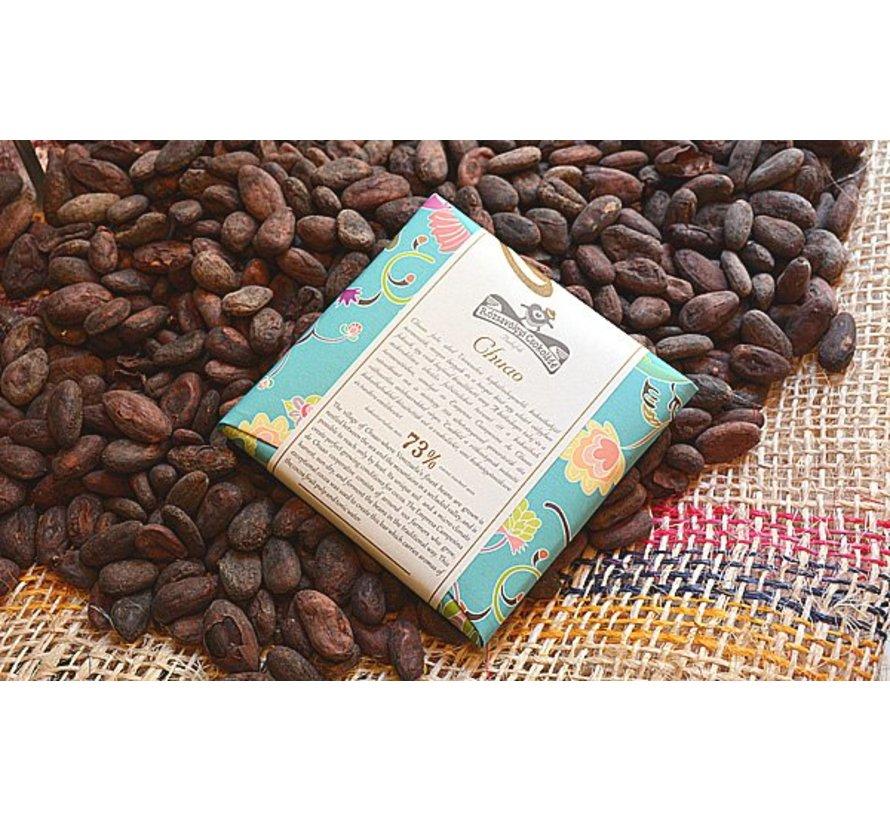 Dunkle Schokolade 73% Chuao