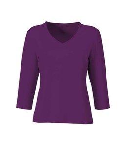 Alexandra Dames jersey shirt 3/4 mouw voor horeca - JAONE