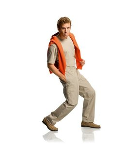BP UITVERKOOP; Unisex pantalon voor hem en haar - FLEUR