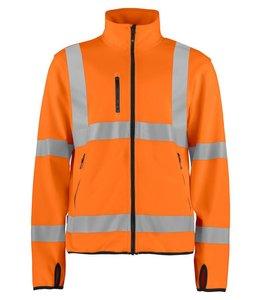 Prio/Projob Lichte heren softshell jas met wndscherm aan binnenzijde - AGINUS