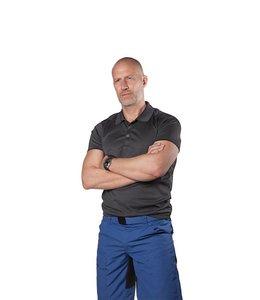 Prio/Projob functionele heren polo met drieknoopssluiting - KHAN