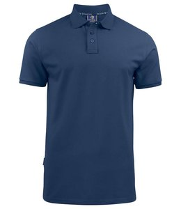 Prio/Projob Heren polo modern polo piqué in stretch - LAURENCE