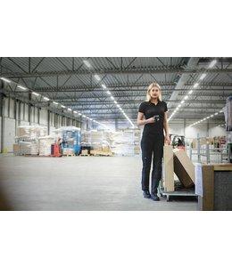 Prio/Projob functionele dames  polo met drieknoopssluiting - OLETTE