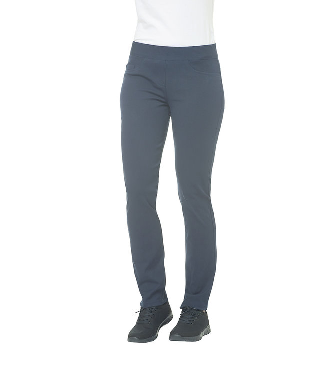 Leiber - Dames pantalon  met elastische band -CALVINA