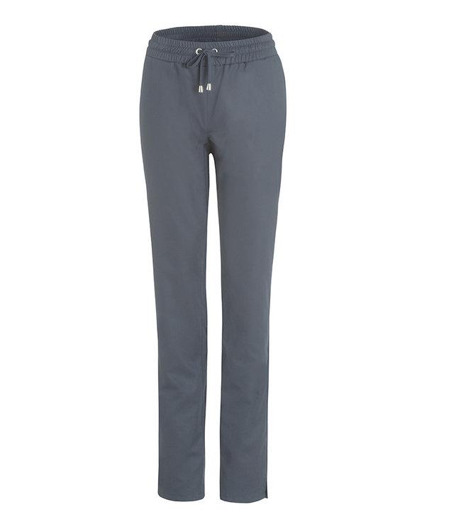Leiber -Dames pantalon  met rondom elastische band en koord - TALEA