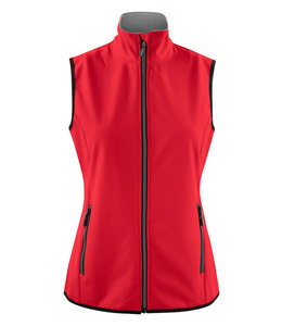 Printer softshell bodywarmer dames - DUNYA