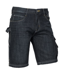 Brams Paris Heren jeans werk short - RUBEN