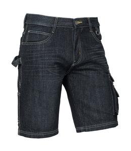 Brams Paris Heren jeans werk short - RUBEN