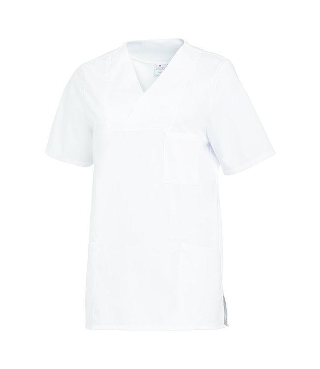 Leiber -dames tuniek zorg in wit of kleur - CHARLOTTE