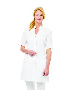 Leiber Dames arts jas met mooie moderne halslijn en staande kraag - KIANDRA