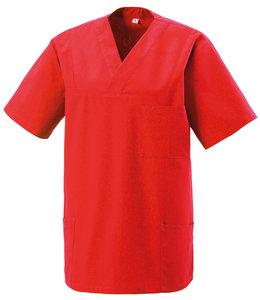 Exner Unisex operatietuniek - THIAN RED