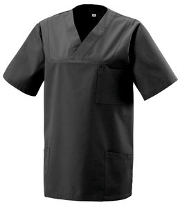 Exner Unisex operatietuniek - THIAN BLACK