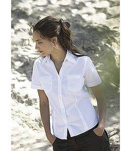 Kariban Dames blouse - TROPICAL LADY