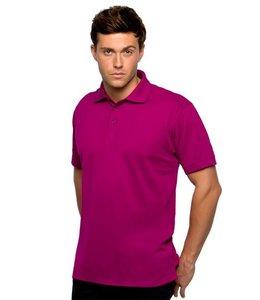 Kustom Kit Heren polo shirt - AGAVUS - UITVERKOOP