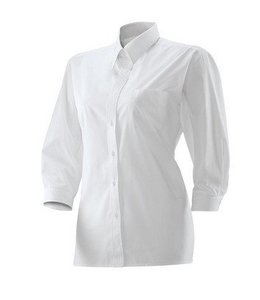 Exner Dames blouse 3/4 mouw - ATLANTA