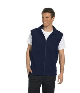 Leiber Heren fleece vest- GAVIN