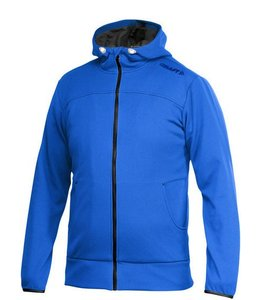 Craft Heren Craft leisure softshell jas met capuchon - CAS