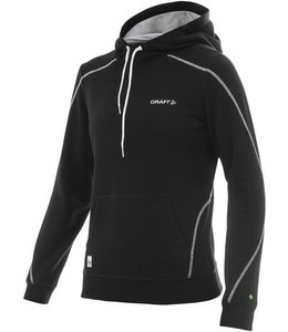 Craft In-de-zone Craft hooded sport pullover voor dames - AMBER