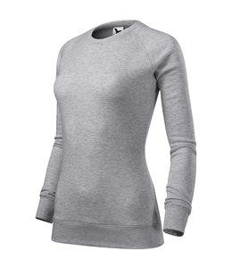Malfini Sweatshirt dames 65% polyester/35% katoen - AIMY