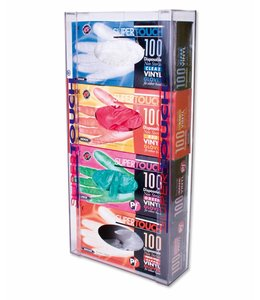 Supertouch Handschoen dispenser voor 4 dozen disposable handschoenen - VOBARIN