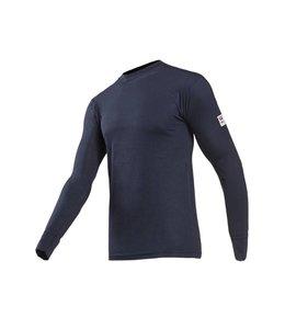 Sioen vlamvertragend t-shirt met lange mouwen - TERAMO