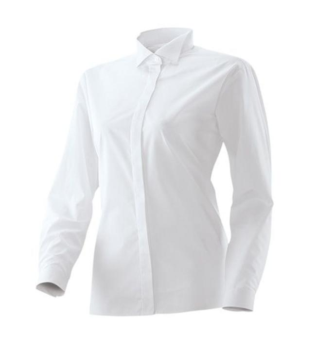 ea1ee0e768d - Dames smoking blouse PHOENIX met lange mouwen