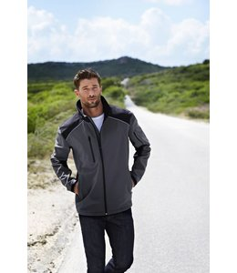 Santino Heren softshell jack - TOUR