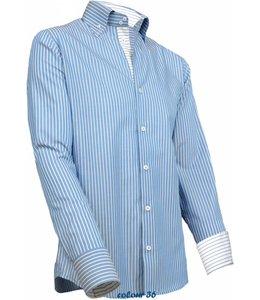 Giovanni Capraro Heren overhemd - ALESSIO
