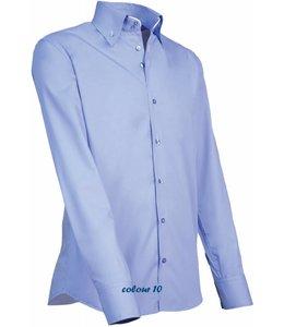 Giovanni Capraro Luxe heren overhemd italiaans design - DAMIANO