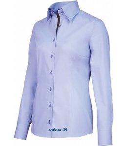 Giovanni Capraro Luxe design dames blouse - DOMANI