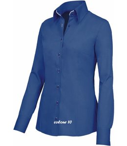 Giovanni Capraro Italiaans design dames blouse - ADRINA