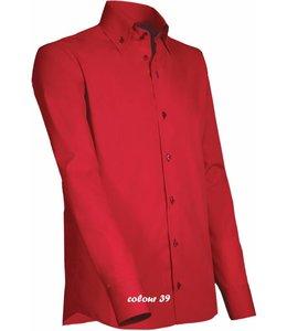 Giovanni Capraro Italiaans design heren overhemd - GERANO