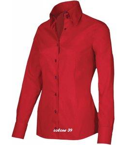 Giovanni Capraro Luxe italiaanse dames blouse - GERANA