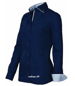 Giovanni Capraro Italiaans design dames blouse FELICE
