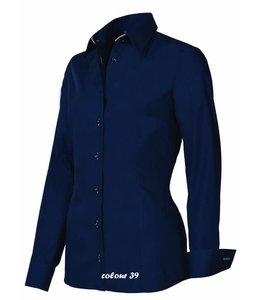 Giovanni Capraro Italiaans design dames blouse GIOCONDA
