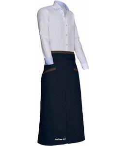 Giovanni Capraro luxe sloof BEAUFORT (CRESENZO) met passende contrastkleuren bijpassend bij italiaanse design blouses