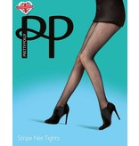 Pretty Polly Stripe Net Panty