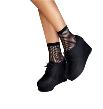 Pretty Polly RopeNet Ankle High 1 Pairpack