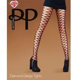 Pretty Polly Diamond Design Tights