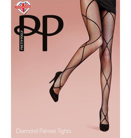 Pretty Polly Diamond Fishnet Panty